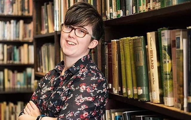 Journalist Lyra McKee was murdered during a night of violence in Derry in April 2019.