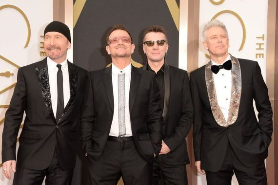 U2 donated more than $10 million in the fight against COVID-19.