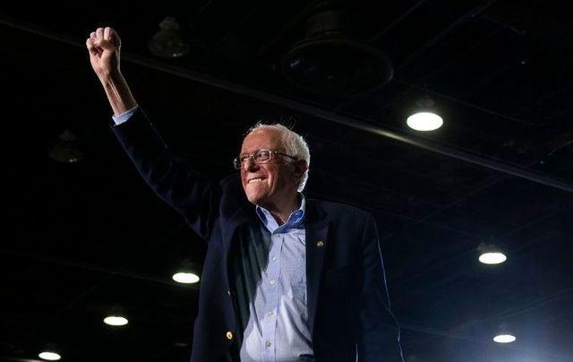 Bernie Sanders\' race is over.