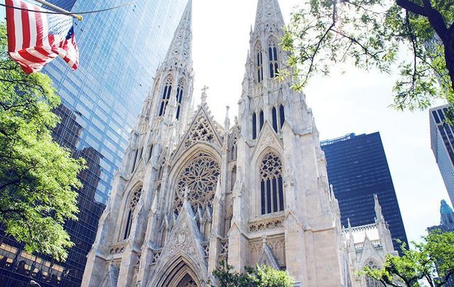 St. Patricks\' Cathedral in New York City is live-streaming its Holy Week masses.