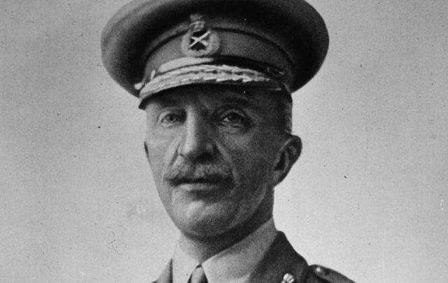 Field Marshall Sir Henry Wilson.