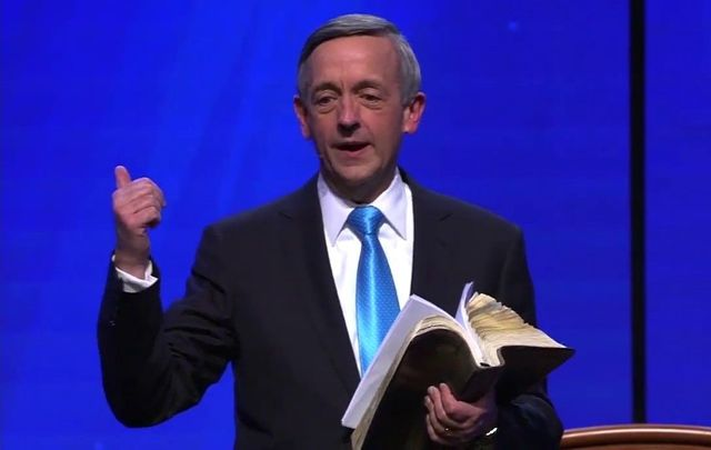 Pastor Robert James Jeffress Jr.