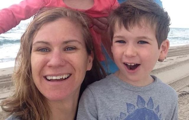 Maeve and Gideon Kennedy Townsend McKean went missing near the Chesapeake Bay earlier this month