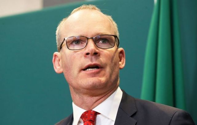 Ireland\'s Tanaiste and Minister for Foreign Affairs Simon Coveney.