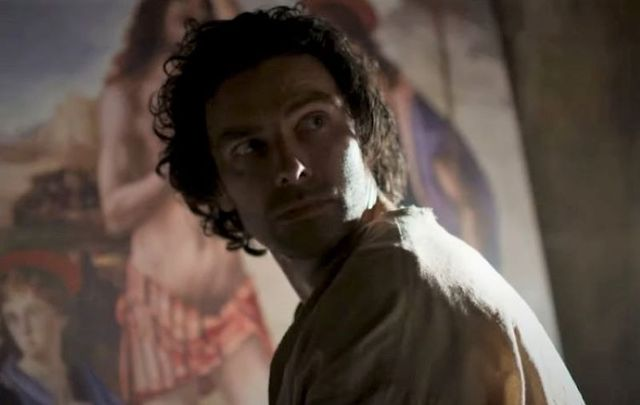 "Aidan Turner is set to make his return to television in ""Leonardo\"" after wrapping up \""Poldark.\"""