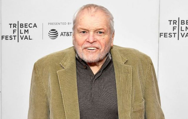 Brian Dennehy at the Tribeca Film Festival on April 30, 2019 in New York City.