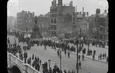 WATCH: Historic newsreel shows 1916 Easter Rising aftermath in Dublin