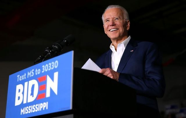 Joe Biden has recommitted to choosing a female running mate.