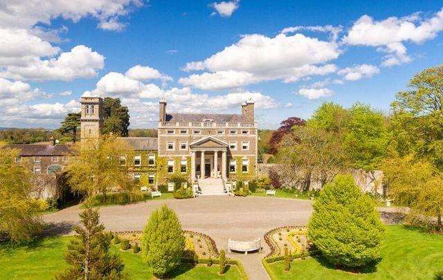 Seafield House is a glorious 18th-century mansion located near Dublin City.
