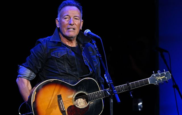 Bruce Springsteen\'s Born To Run makes the most iconic songs of all time list.
