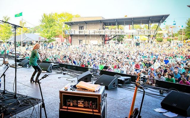 Milwaukee Irish Fest has been cancelled until 2021.