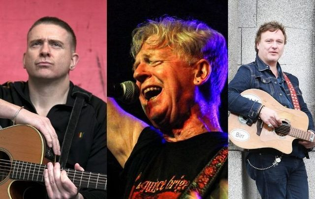 """Damien Dempsey, Larry Kirwan, and Mund are among the performers featured in the \""""Heavy Meitheal Watch Party.\"""""""