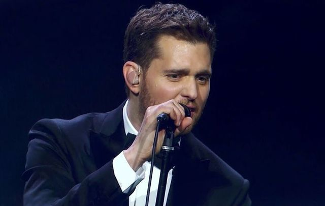 "Michael Bublé was moved to years by the Irish COVID-19 video ""We Will Rise Again"" video."
