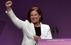 COVID-19 bringing united Ireland closer says Sinn Fein leader Mary Lou McDonald
