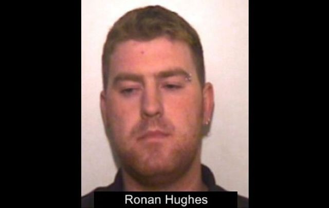 Ronan Hughes of Co Monaghan has been denied bail and will remain in custody until his extradition hearing.