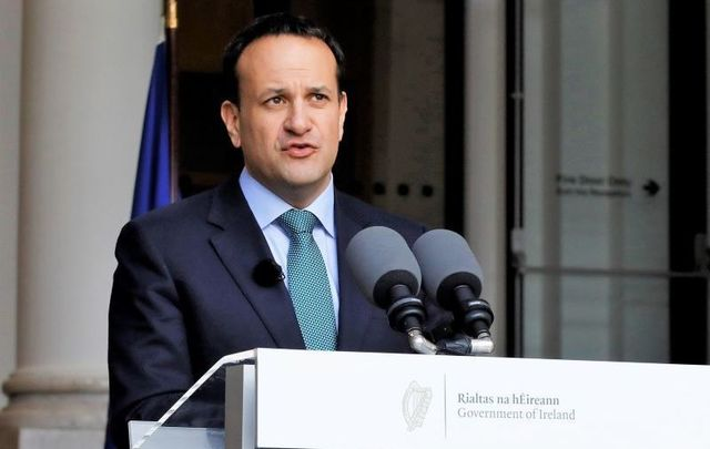 In a live address, Taoiseach Leo Varadkar outlined Ireland\'s plan to reopen after coronavirus shutdowns.