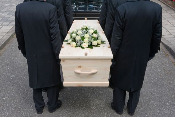 The hospital spotted the mistake shortly before the funeral took place. Stock photo.