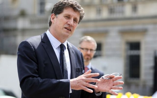 Eamon Ryan and the Green Party look set to form a government with Fine Gael and Fianna Fáil.