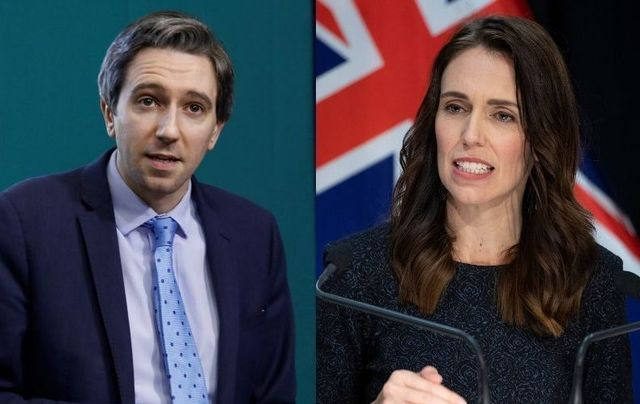 Simon Harris has responded to Jacinda Ardern\'s reference to Ireland\'s reopening plan.
