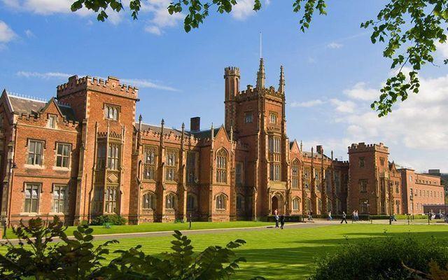 Queen\'s University Belfast.