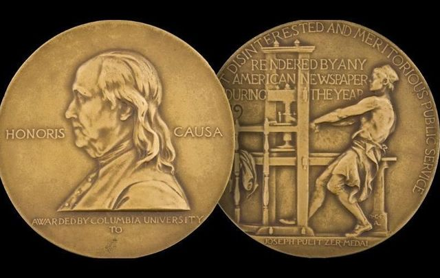 Malachy Browne and Dominic Gates have both been awarded Pulitzer Prizes in journalism this year.