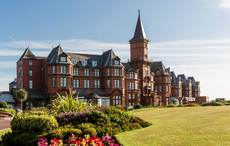 Victorian glamor and old-school seaside vibe at Slieve Donard in County Down