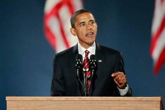 Obama will join a number of high-profile celebrities to make his address.