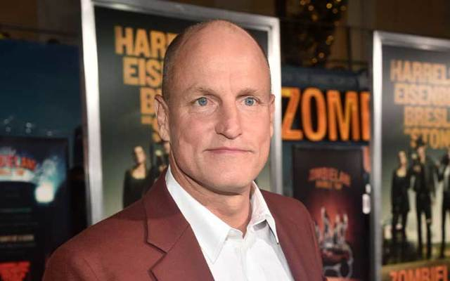 Actor Woody Harrelson in October 2019.