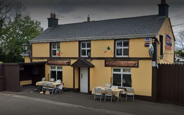 McKeever\'s is supplying the residents of Rathdrinagh with beer via drone.
