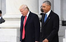"""Obama labels Trump's handling of COVID-19 a """"chaotic disaster"""""""