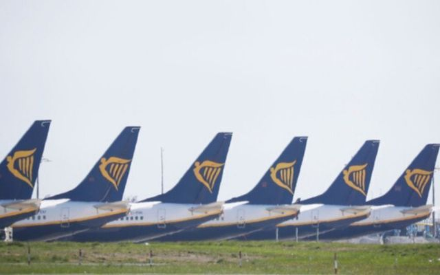 Ryanair said it plans to restore 40 percent of flight schedules on 90 percent of its restored route network.
