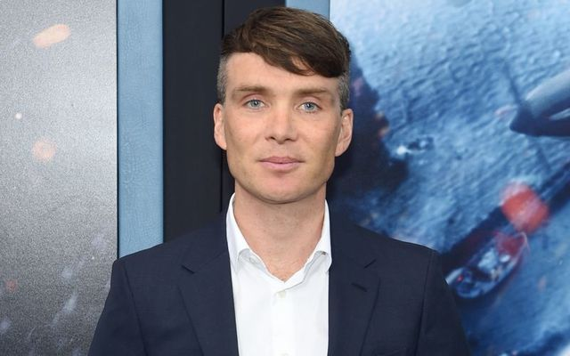 Cillian Murphy at the Dunkirk premiere.