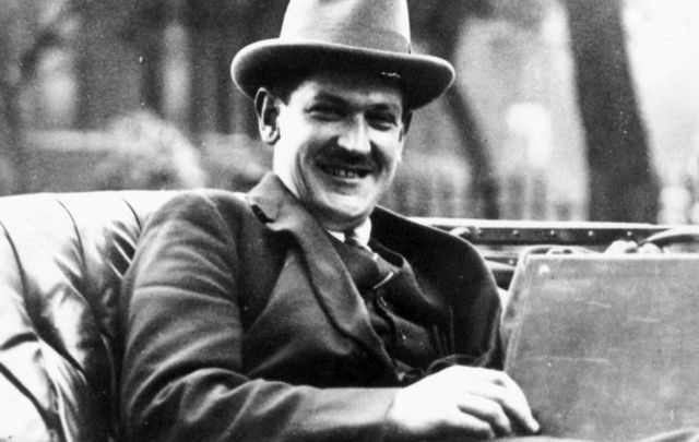 Michael Collins in 1921.