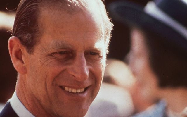 Prince Philip hoped for peace in a letter in 1979.