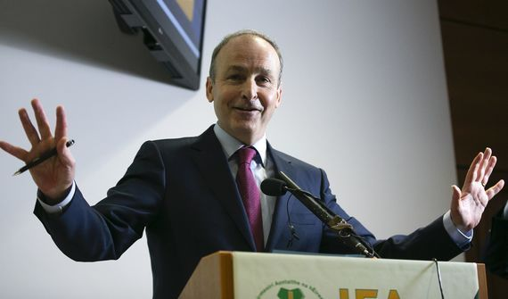 Michéal Martin is set to become the next leader of Ireland.