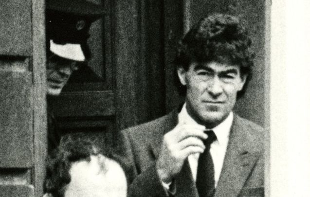Drug dealer and gangster Larry Dunne has died aged 72.