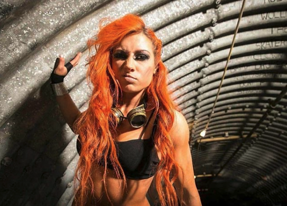 The Man, Becky Lynch.