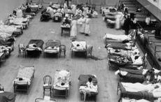 Thumb 1918 flu in oakland oakland history room  oakland public library