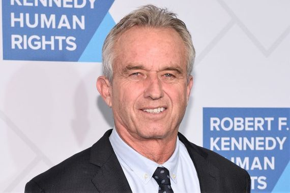 Robert F. Kennedy Jr. is the son of Robert F. Kennedy and the nephew of John F. Kennedy.