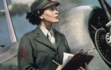 Thumb women air corp poster u.s. national archives and records administration public doman