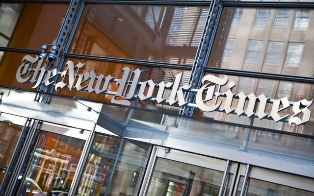 New York Times lists homicide victim as coronavirus death on page one