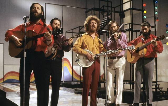 "The Dubliners song ""Whiskey in a Jar\"" was voted the top Irish folk song of all time."