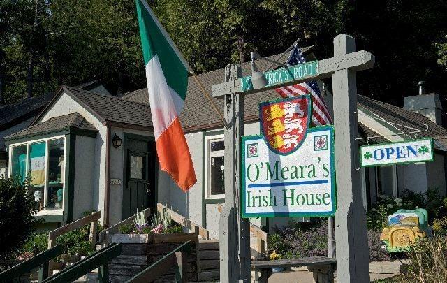 O\'Meara\'s Irish House.