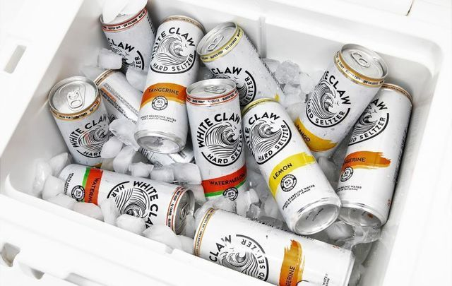 White Claw Hard Seltzers are now available in some Tesco shops in Ireland.