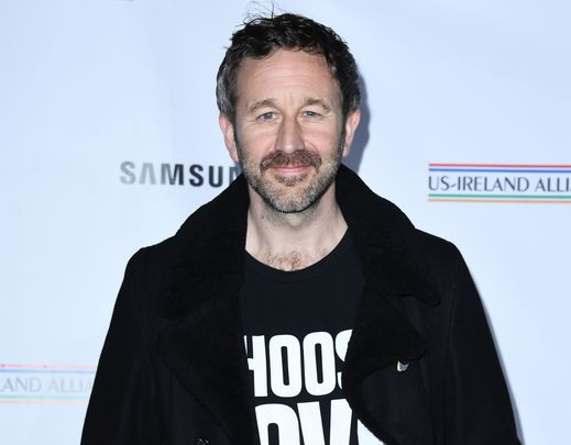 Chris O'Dowd gets political on Twitter sharing views on Pelosi and Trump