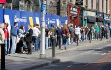 Thumb mi dole queues   rolling news