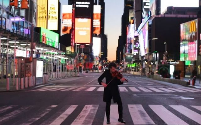 The powerful video serves as a love letter to the city that never sleeps.