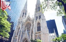 Thumb cropped exterior sun st patricks cathedral catholic new york city istock  5