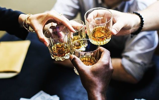 Irish whiskey sales increased globally in 2019.