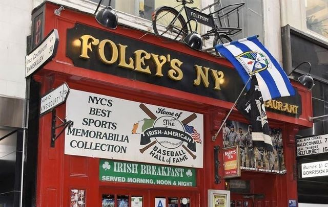 Foley\'s NY announced last week that it is closing for good.